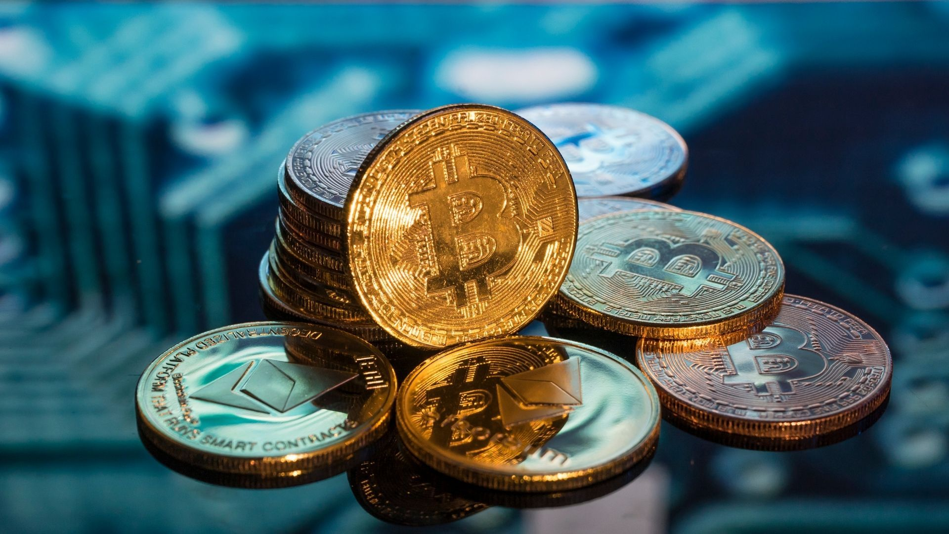 Bitcoin and other cryptocurrencies