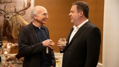 Curb Your Enthusiasm Larry David and Jeff Garlin